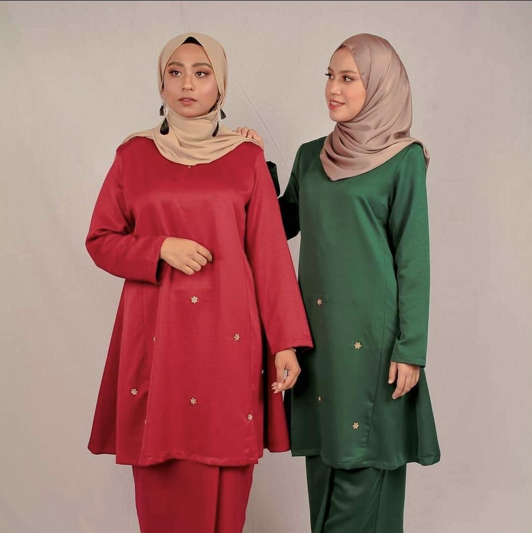 baju kurung, kaju kebaya, baju kurung pahang, baju kurung kedah, history of baju kurung, baju kurung shara othman, shara othman, baju kurung muslimah,