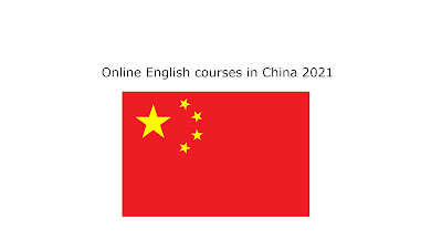 Online English courses in China 2021