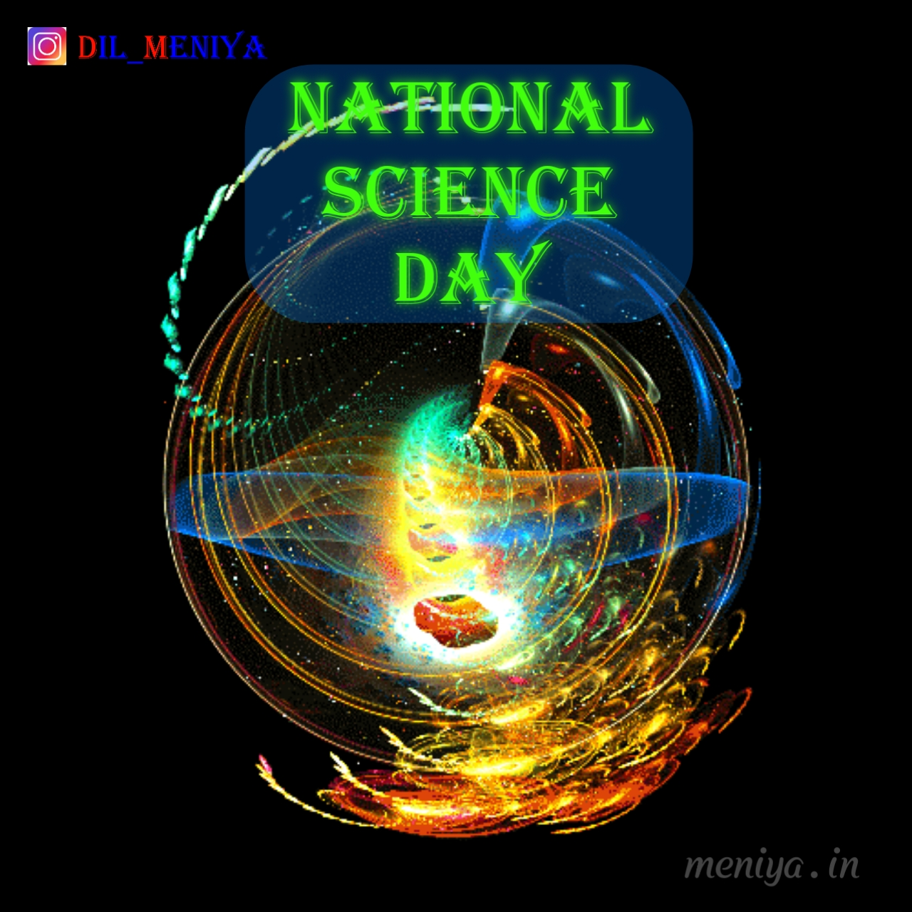 Friday  28 February 2020 national science day