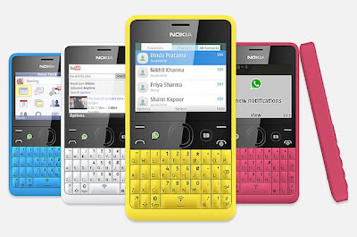 Facebook button equipped Nokia Asha 201 available for pre order now at Rs.4499.00