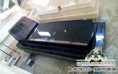 Pusara Makam Granit, Makam Custome Design, Pusat Makam Granit Tulungagung