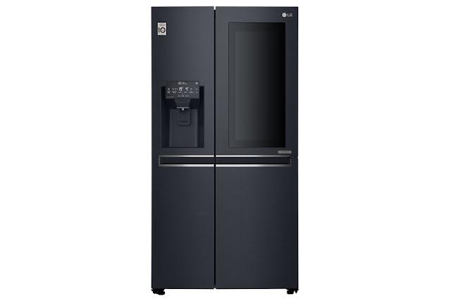 Tủ lạnh Side by Side LG GR-X247MC Inverter
