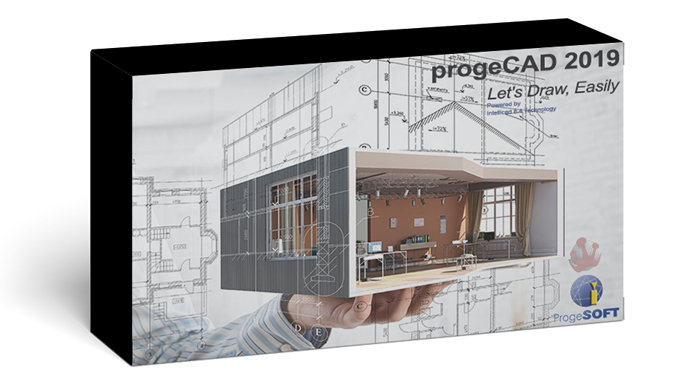 Tải Phần Mềm ProgeCAD 2019 Full Activate Bản Chuẩn