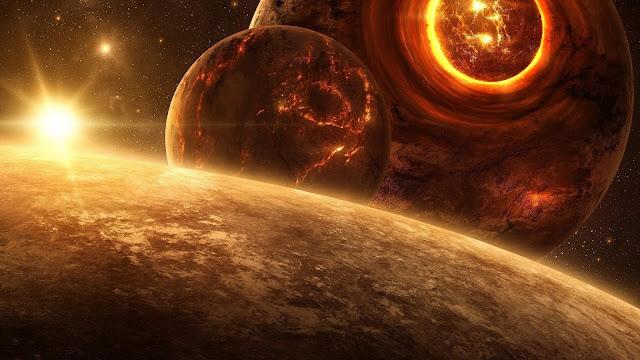 Profecia de Nibiru, O mundo vai acabar neste sábado? o suposto planeta que alguns grupos dizem que levará ao fim do mundo no dia hoje.
