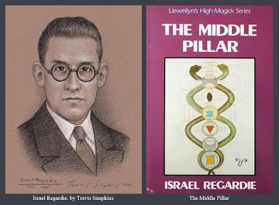 Israel Regardie. Qabalah. The Middle Pillar. The Golden Dawn. Ceremonial Magick. by Travis Simpkins