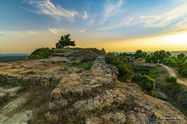 Ermita y Poblado Ibero de San Antonio - Calaceite; Matarraña