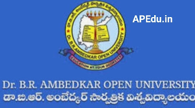 Dr. B. R. Announcement of Ambedkar Open University Degree Exam Dates
