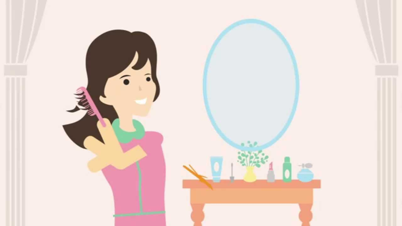 5 Cara Mudah Perawatan Rambut Kering