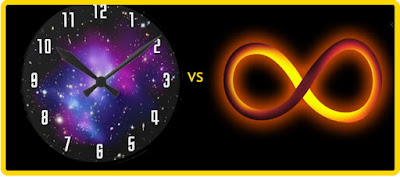 Time vs Infinity