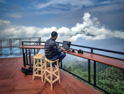 Awang – Awang Sky View Telomoyo