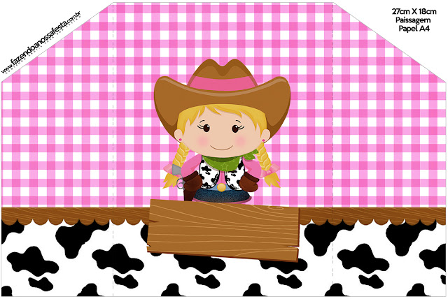 Blondie Farmer Birthday Party: Free Printable Invitations.