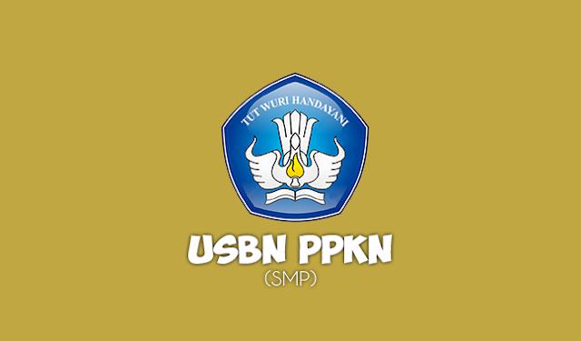 Soal USBN Bahasa Indonesia SMP Tahun Pelajaran 2019/2020 ONLINE