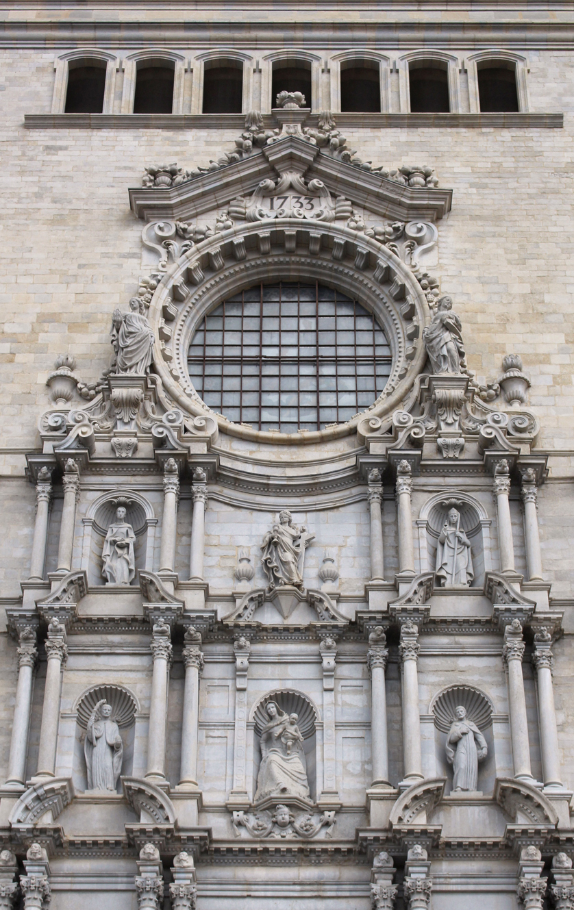 Girona Cathedral (as seen on Game of Thrones) in Spain - travel & lifestyle blog