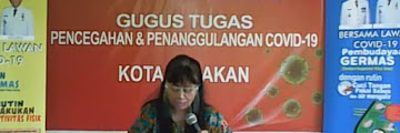 Press Release COVID-19 Tarakan 9 Juli 2020