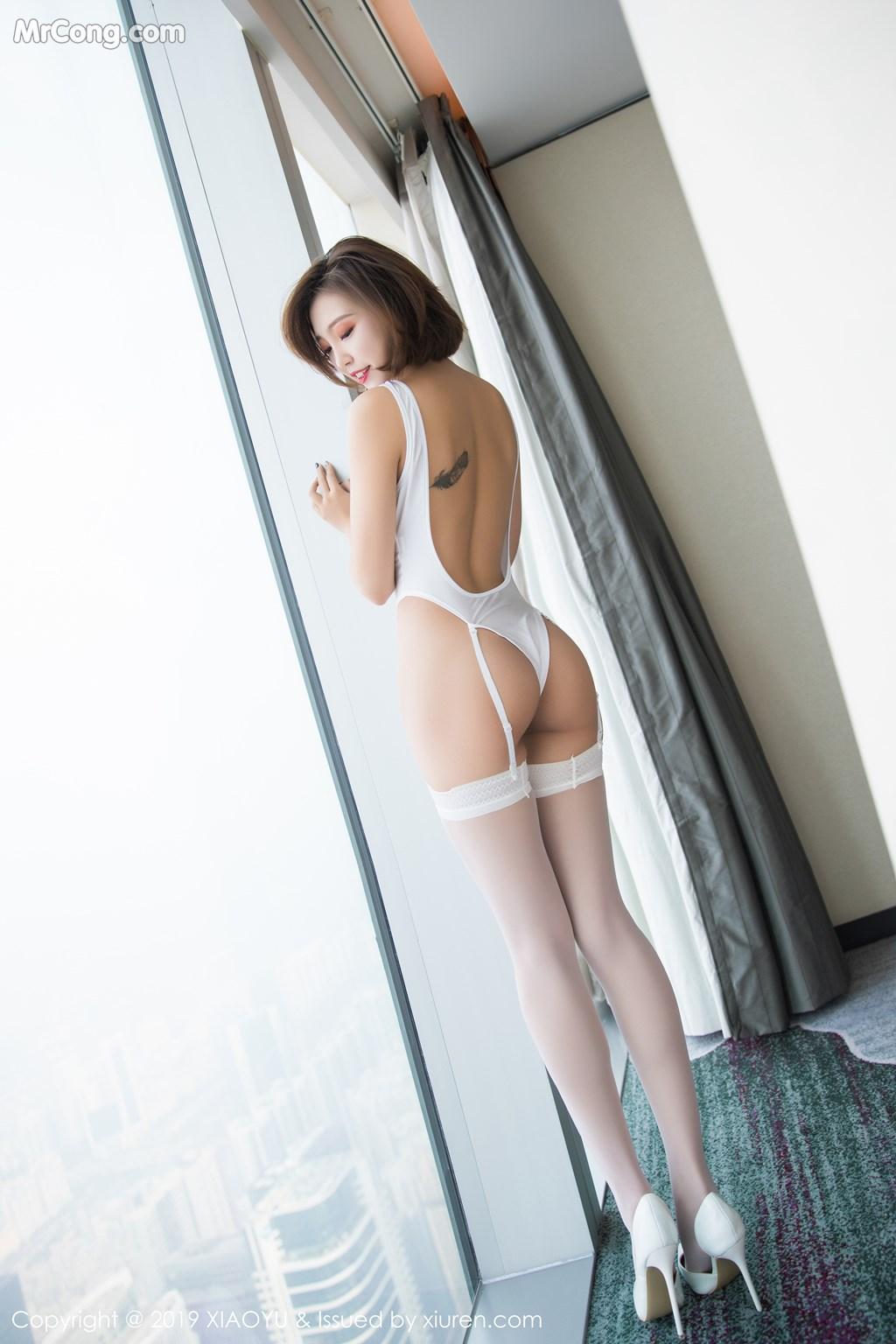 Image XiaoYu-Vol.075-LRIS-Feng-Mu-Mu-MrCong.com-008 in post XiaoYu Vol.075: LRIS (冯木木) (64 ảnh)