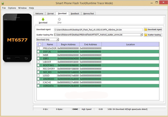 Download SP Flash Tool For Windows And Linux