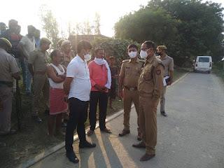 जमीन का मामला : हिस्ट्रीशीटर भतीजे ने बड़े पिता को मारी गोली, मौत | #NayaSaberaNetwork