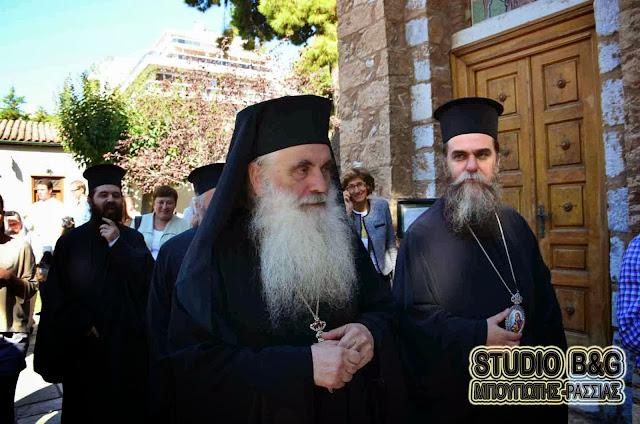 Ανδριανός: Μακροημέρευση και κάθε επιτυχία με τη βοήθεια του Θεού στον συμπατριώτη μας Σεβασμιότατο νέο Μητροπολίτη Άρτης Καλλίνικο