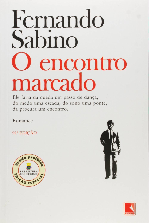 literatura paraibana fernando sabino encontro marcado romance