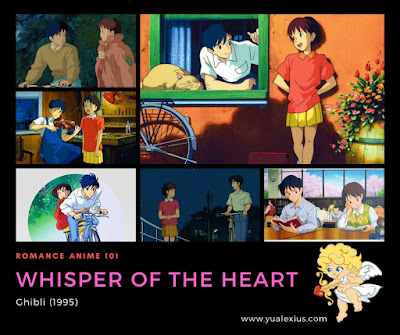 Romance Anime: Whisper of the Heart