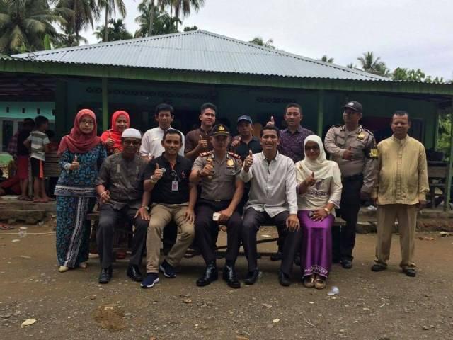 Pertama di Padang Pariaman, Camat Enam Lingkung Luncurkan Pelayanan Mobile Terpadu.