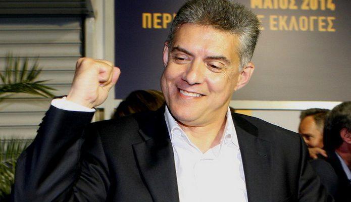 Άνετη νίκη για τον Κώστα Αγοραστό στην Περιφέρεια Θεσσαλία - Εξελέγη από την πρώτη Κυριακή με 30 μονάδες διαφορά
