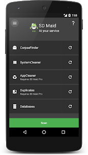 SD Maid Pro v4.15.5 Final Premium Apk