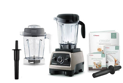 Vitamix Professional Series 750 Brushed Stainless Steel Blender