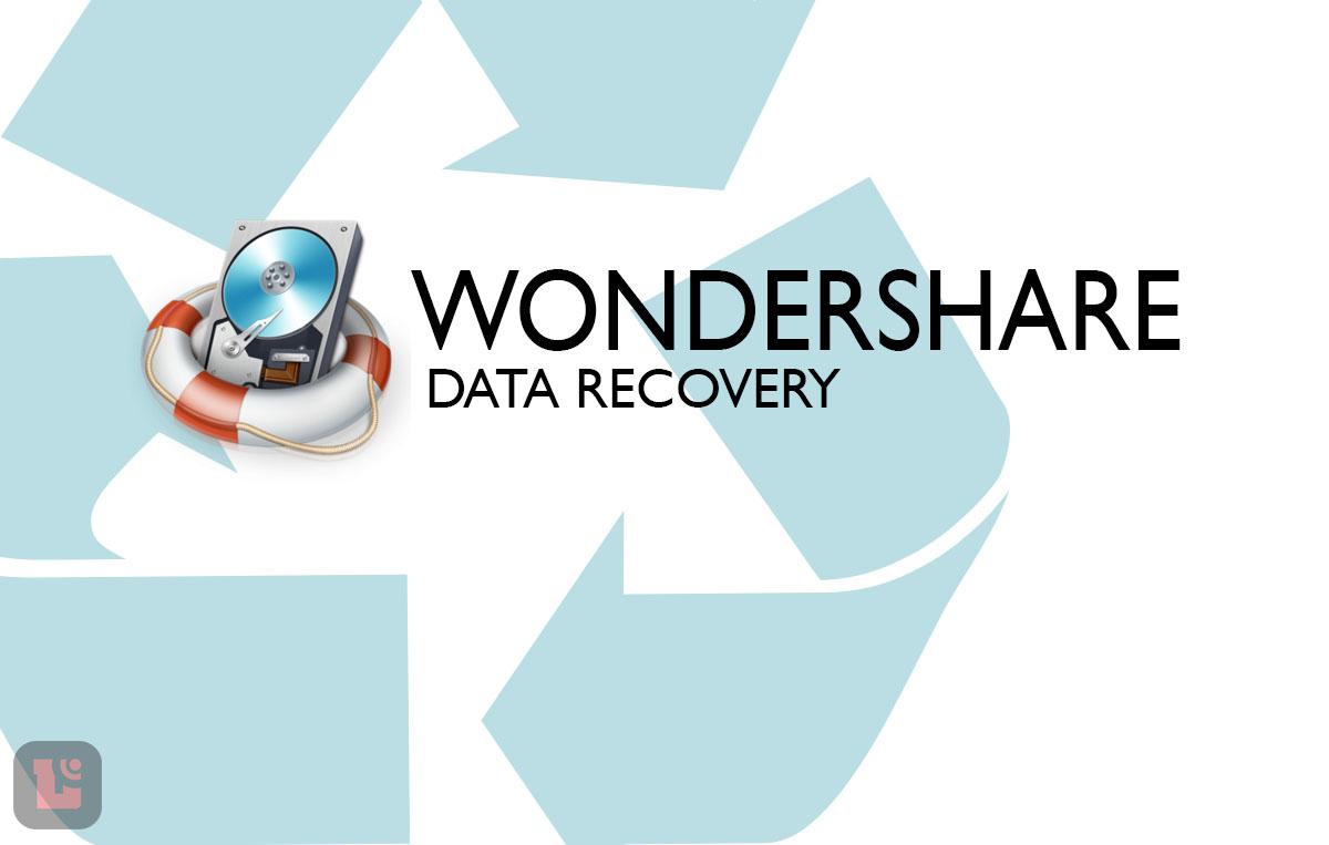 wondershare recovery