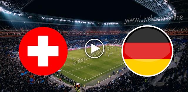 موعد مباراة ألمانيا وسويسرا بث مباشر بتاريخ 13-10-2020 دوري الأمم الأوروبية