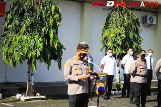 Polrestabes Semarang Siap Lakukan Operasi Keselamatan Candi 2021