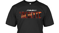 Star Wars The Acolyte Logo T Shirt