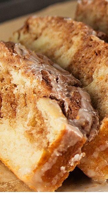 Delicious Cinnamon Roll Bread