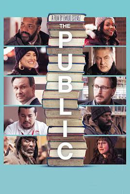 The Public [2018] [DVD] [R1] [NTSC] [Subtitulada]