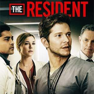 Poster da série The Resident
