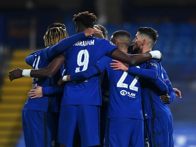 VOTE no destaque do Chelsea na fase de grupos da Champions