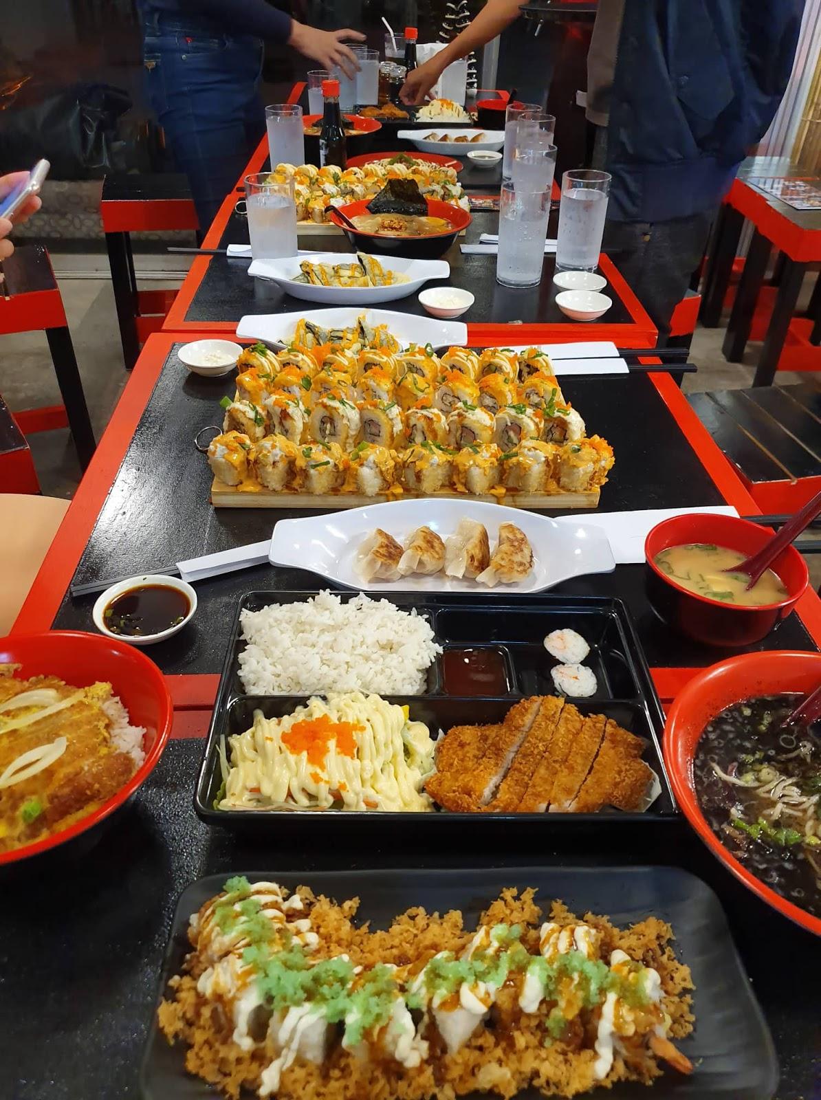 Suki Desu Now in CDO - Modern Japanese Street Dining That You Will Surely Like!