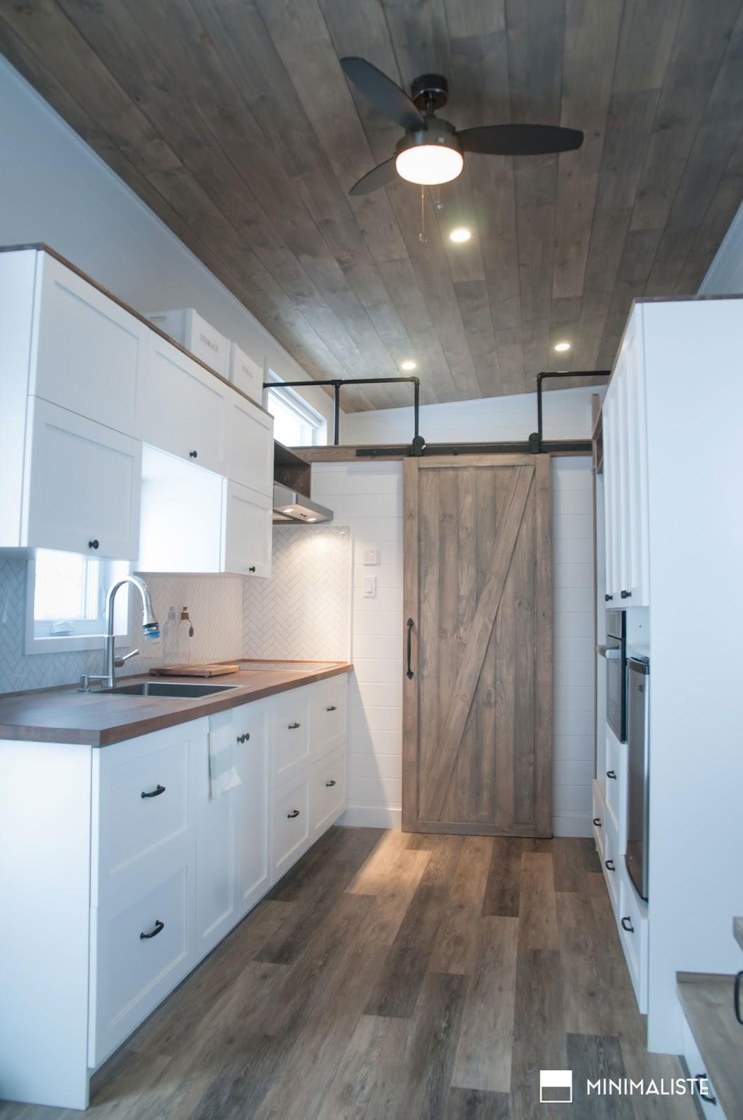 5 Tiny House Designs 2019 Plan Designs Around The World: The Ébène From Minimaliste