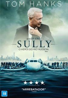 Sully: O Herói do Rio Hudson - BDRip Dual Áudio