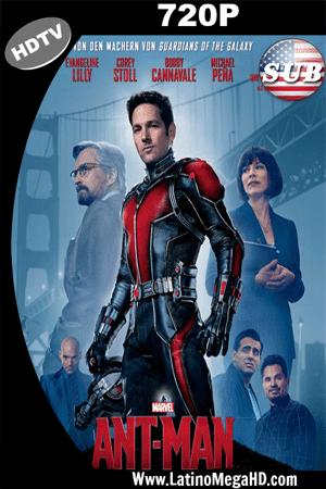Ant-Man (2015) Subtitulado HDRIP 720p ()