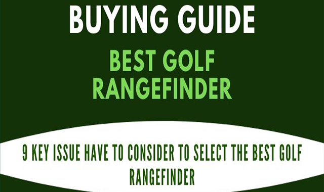Best Golf Rangefinder with slope – 2020