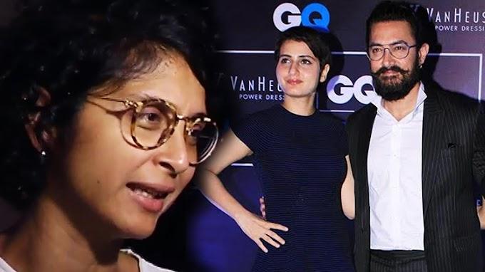 आमिर खान ने दिया अपनी हिन्दू बीवी को तलाक