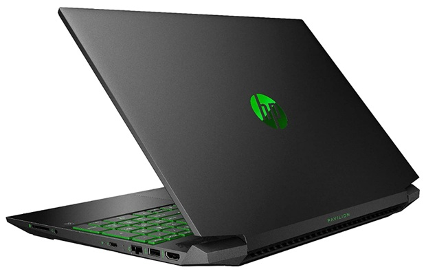 HP Pavilion 15-ec1073d: gaming laptop with AMD Ryzen 5 processor, SSD disk and GeForce GTX 1650 graphics
