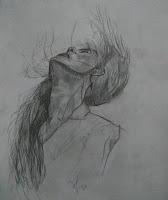 Girl in introspection