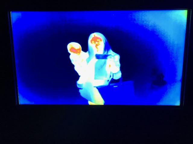 Heat Map, Mummy, Son, Selfie,