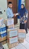 Prodi PAI Turut Berikan Donasi Bagi Korban Banjir di Kalimantan Selatan