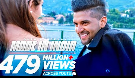 Made In India lyrics- Guru Randhawa-T-series