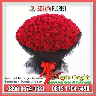 Karangan Bunga Buket Terbaik