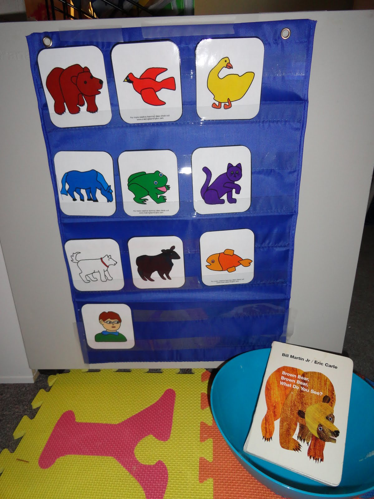 Izzie Mac And Me Brown Bear Reading And Writing Activities With Free Printables