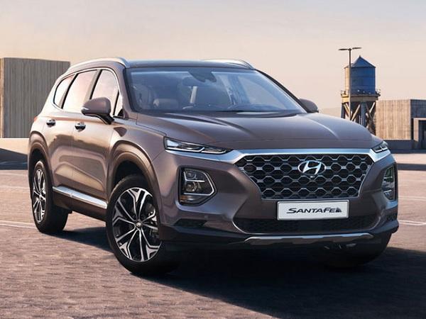 Hyundai Santa Fe, Membawa Desain yang Futuristik